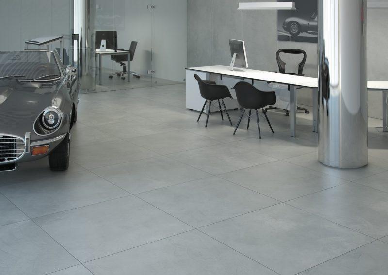 Ambientes 3D ceramicos Concesionario