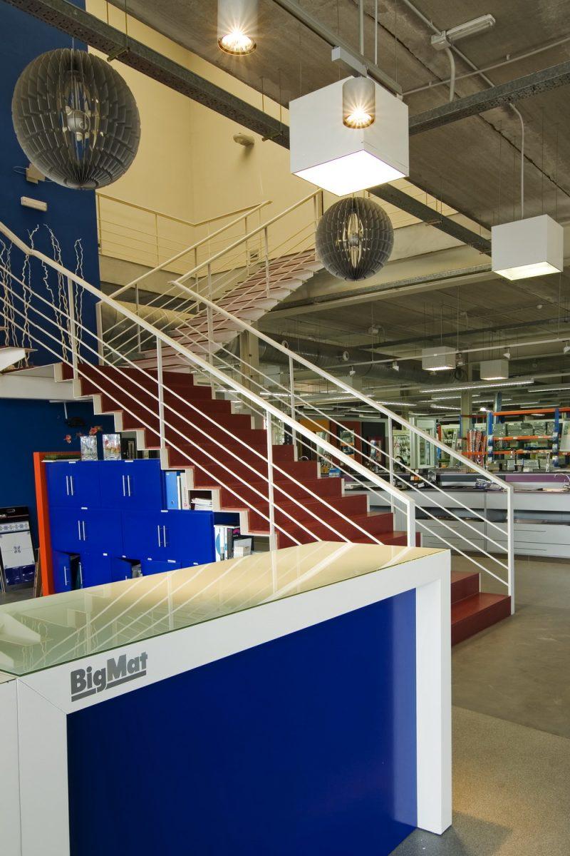 Exposicion oficinas Bigmat Nebot Vall de Uxo