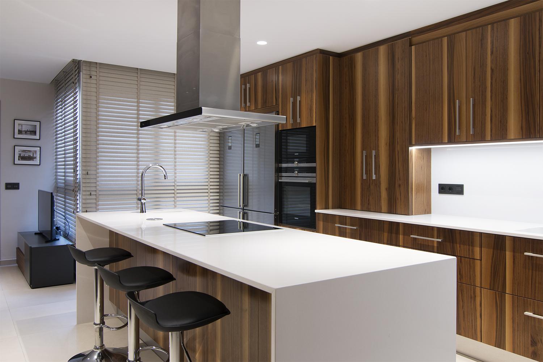 Cocina M&D | Proyecto de reforma y diseño de una cocina en Vall de uxo