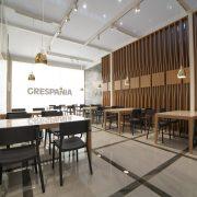 Stand Cevisama Grespania 2017 Cafeteria
