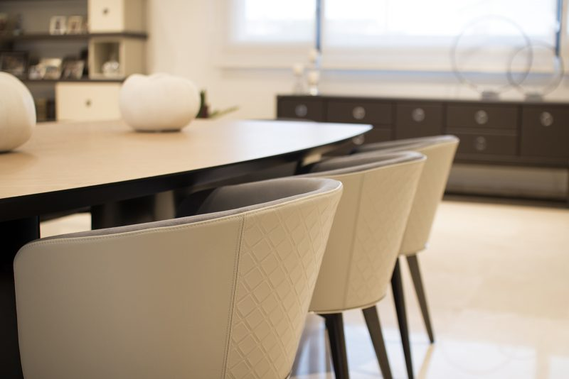 Mobiliario diseño salon